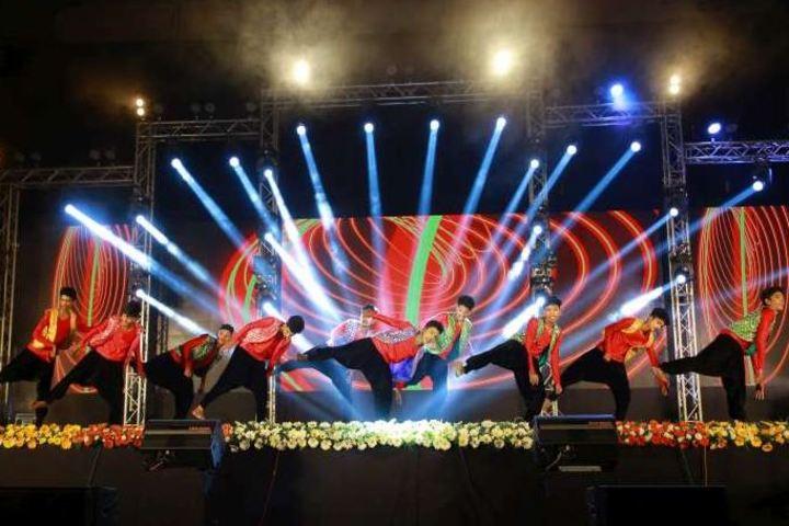 Chavara Darshan Cmi Public School-Annual Day