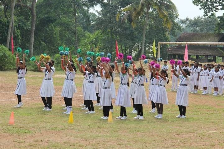 Chavara Darshan Cmi Public School-Annual Sports Meet