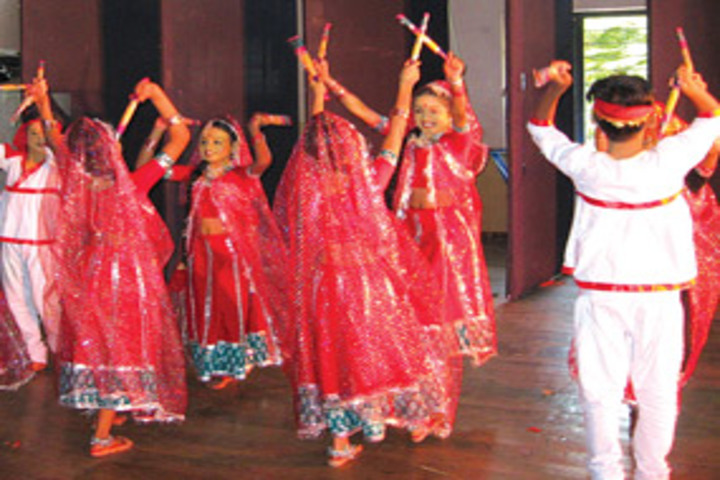 Chavara Darshan Cmi Public School-Dance Room