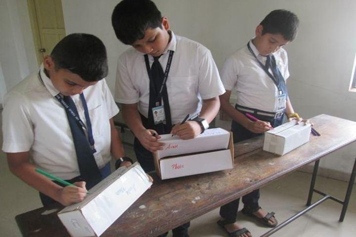 Chavara Darshan Cmi Public School-Nature Club Activity