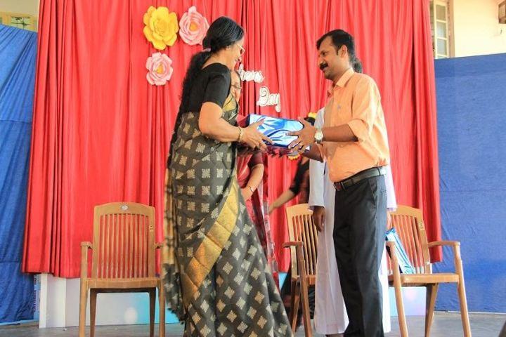 Chavara Darshan Cmi Public School-Teachers Day