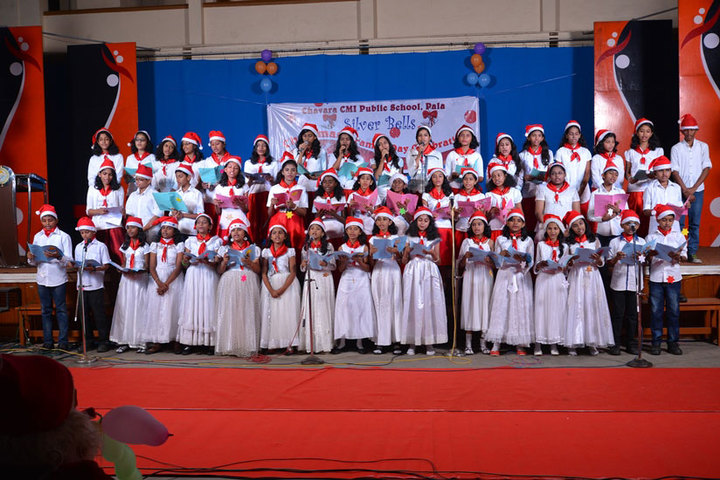 Chavara Public School-Christmas Celebrations