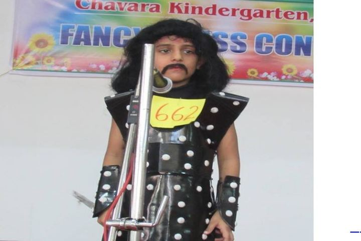 Chavara Public School-Fancy Dress Competition