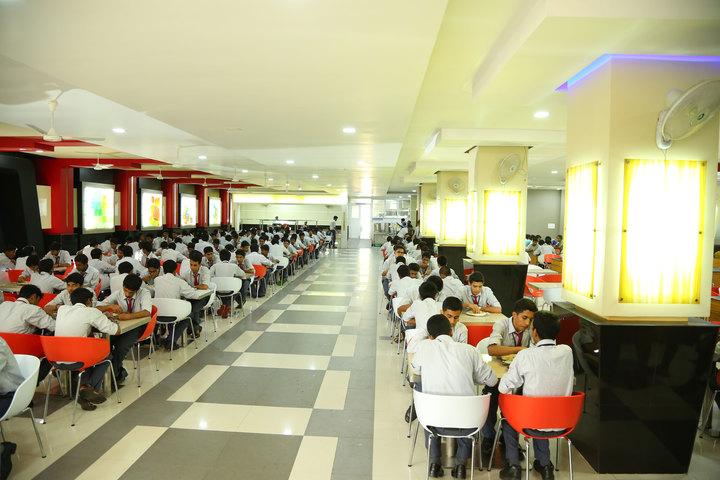Chavara Public School-Hostel Mess