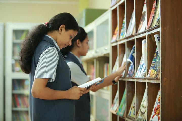 Chavara Public School-Library