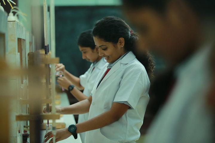 Chavara Public School-Physics Lab