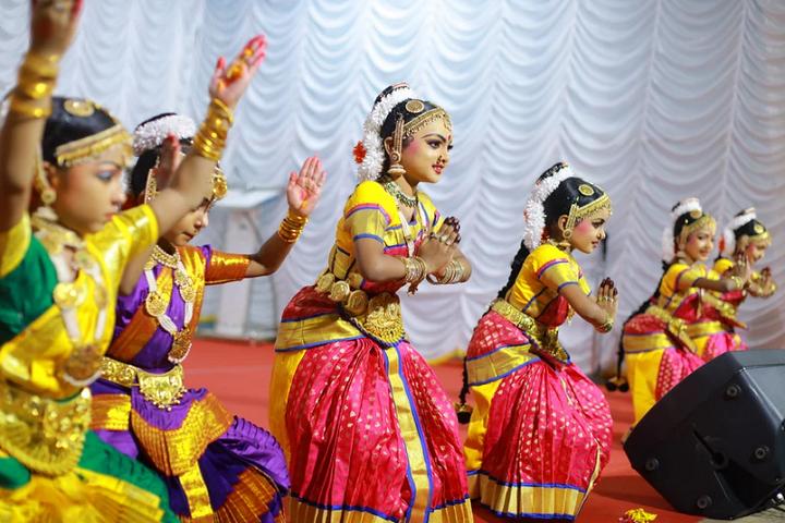 Chelakkara Central School-Classical Dance