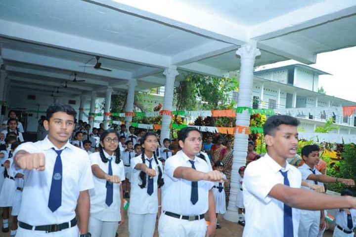 Chelakkara Central School-Pledge
