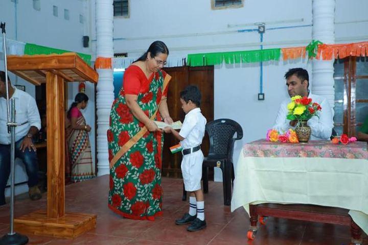 Chelakkara Central School-Presentation