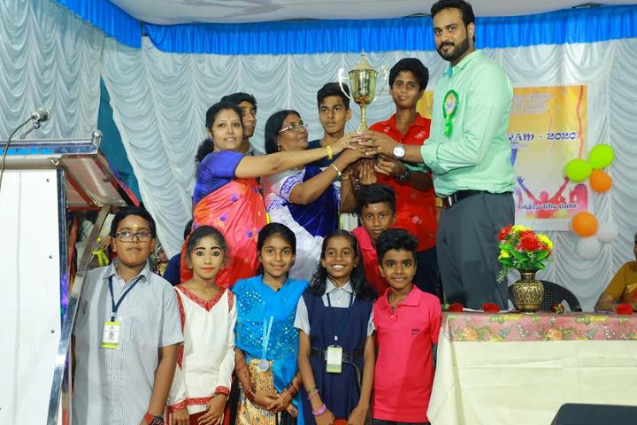 Chelakkara Central School-Sports Winner