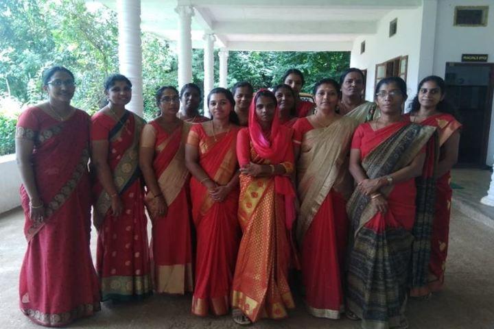 Chelakkara Central School-Staff