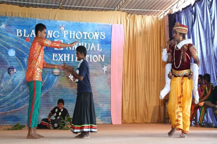 Cherupushpa Bethany School-Annual Exhibition