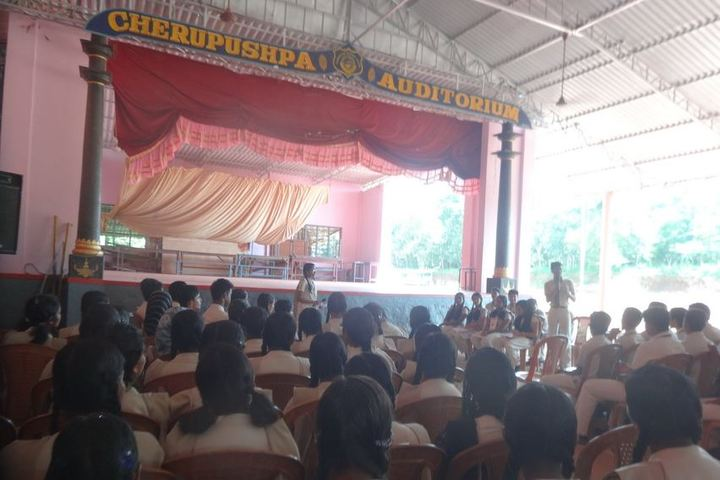 Cherupushpa Bethany School-Debate Competition