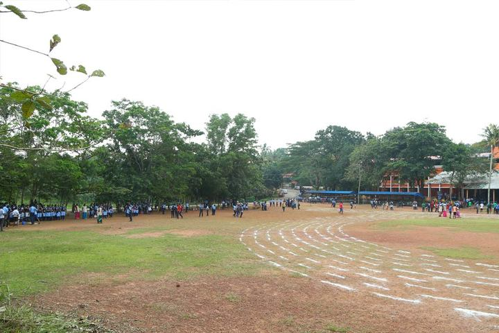 Cherupushpa Bethany School-Play Ground