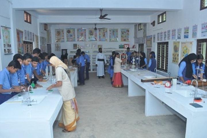 Cherupushpa Central School-Physics Lab