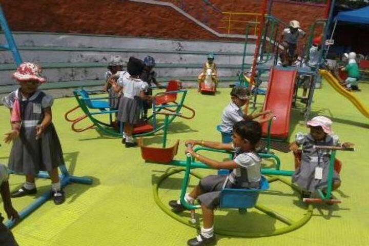 Chinmaya Vidyalaya-KinderGarden Picnic