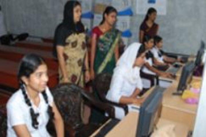 Chinmaya Vidyalaya-Computer Lab