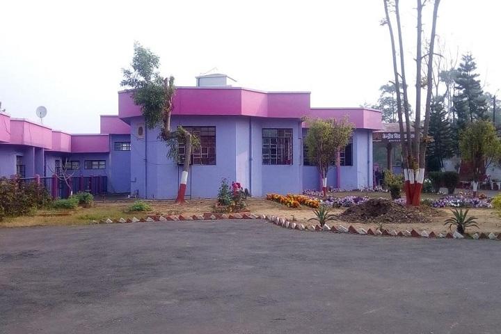 Kendriya Vidyalaya-Living Area