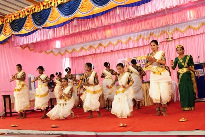 Chinmaya Vidyalaya-Cultural Fest