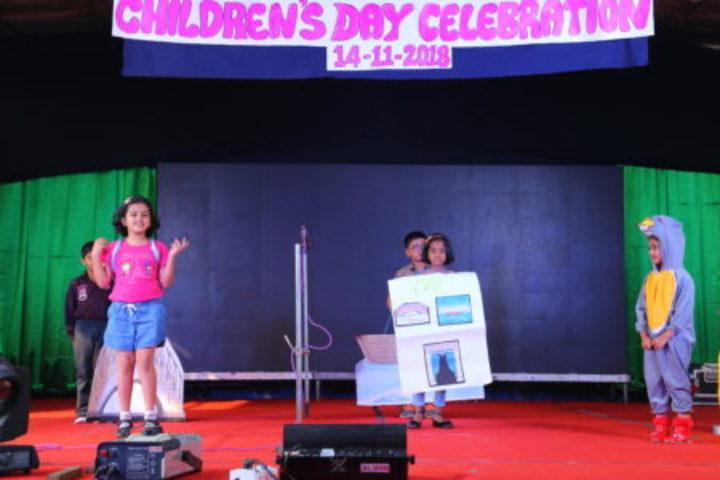 Chinmaya Vidyalaya-Childrens Day