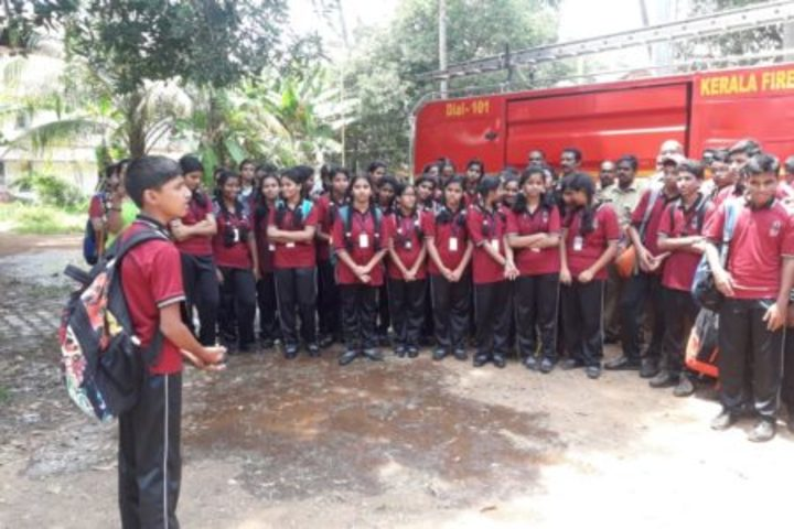 Chinmaya Vidyalaya-Educational Tour