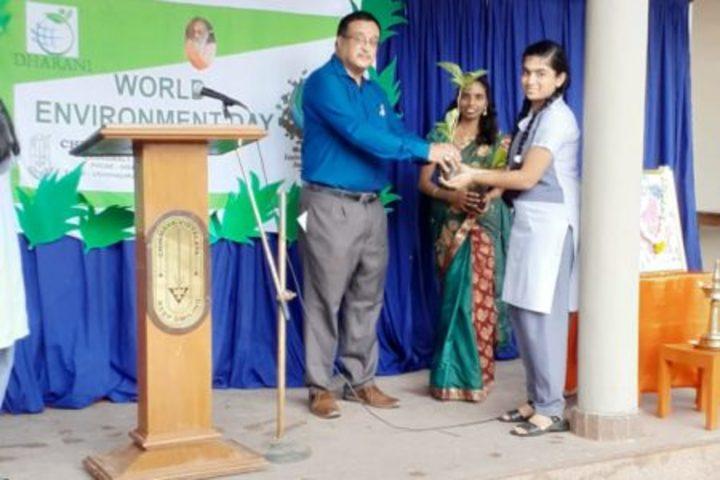 Chinmaya Vidyalaya-Environment Day