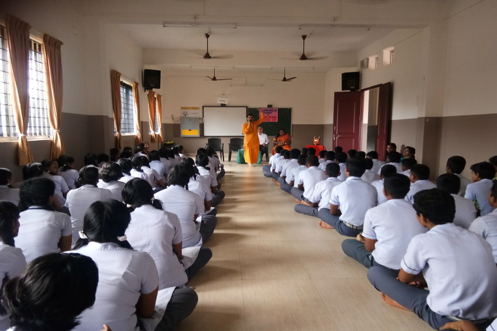 Chinmaya Vidyalaya-Seminar Hall