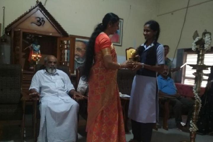 Chinmaya Vidyalaya-Annual Prize Distribution