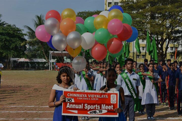 Chinmaya Vidyalaya-Independence Day