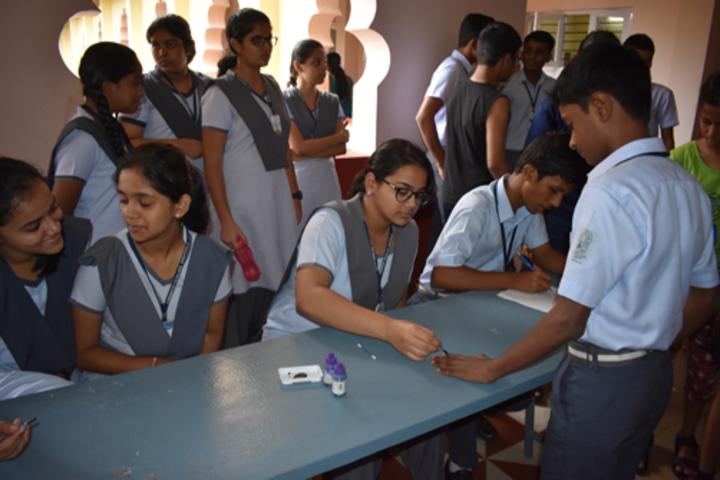 Chinmaya Vidyalaya-School Election
