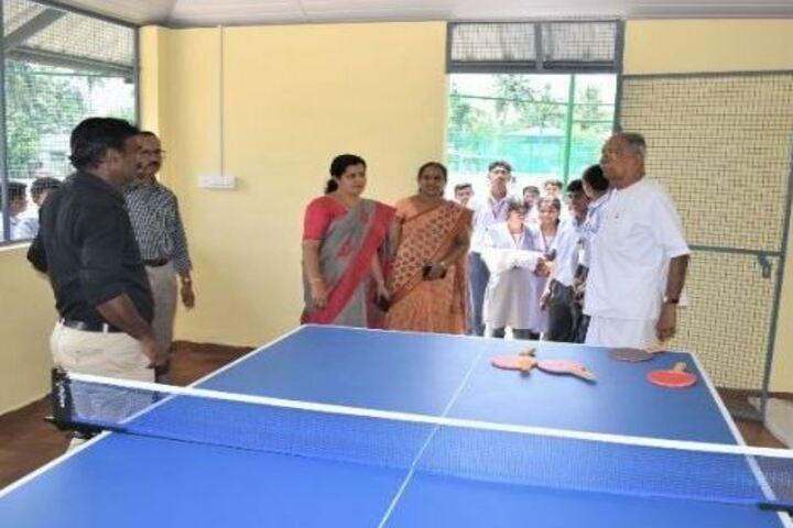 Chinmaya Vidyalaya-Games