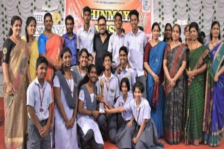 Chinmaya Vidyalaya-Group Photo