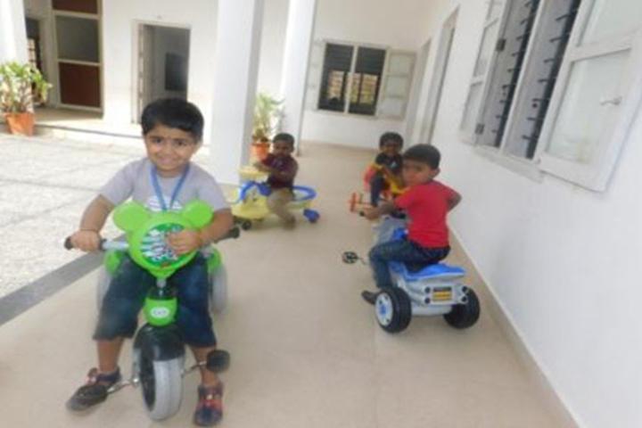 Chinthalaya Vidyalayam-Classroom Activity