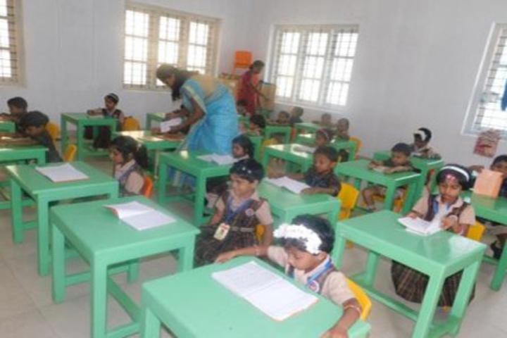 Chinthalaya Vidyalayam-Classroom