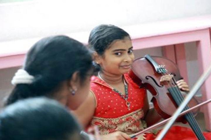 Chinthalaya Vidyalayam-Music Activity