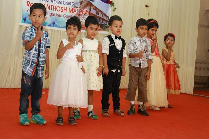 Christ Church Vidyapith-Childrens Day