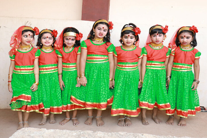 Christ Church Vidyapith-Cultural Fest