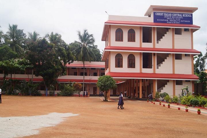 Christ Nagar Central School-Admin Building