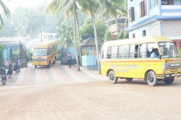 Christ Nagar Central School-Transport