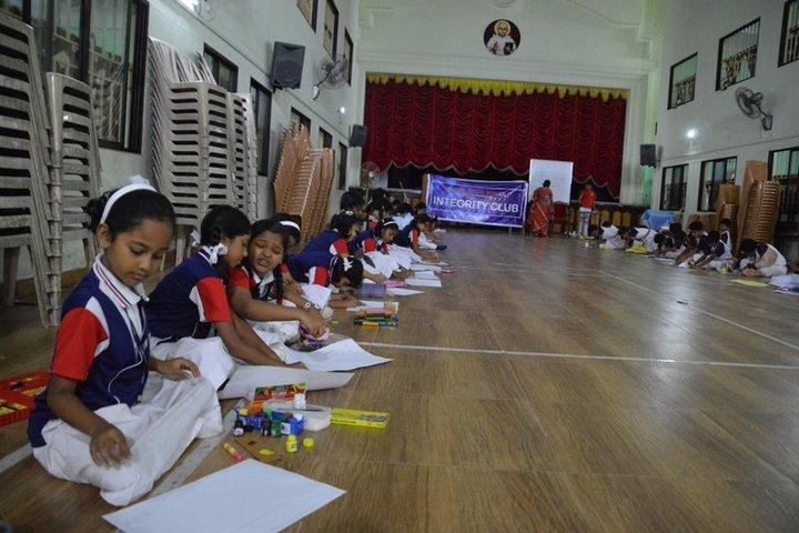 Christ Nagar Central School-Art