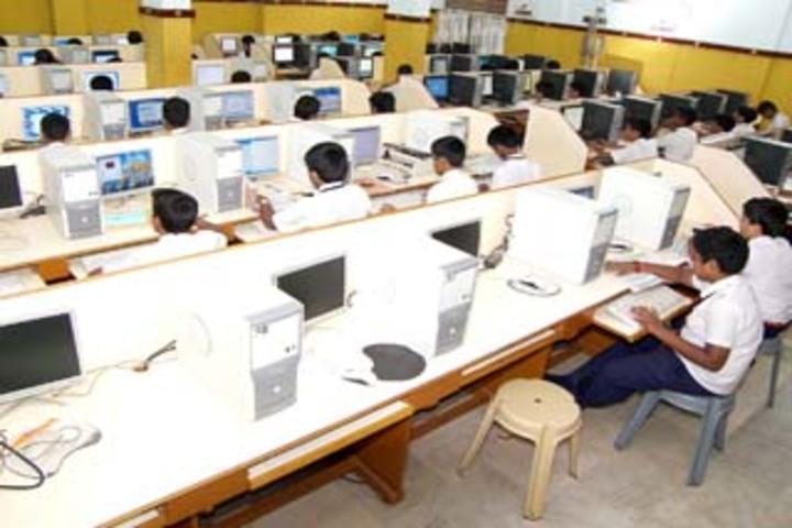 Christ Nagar Central School-Computer Lab
