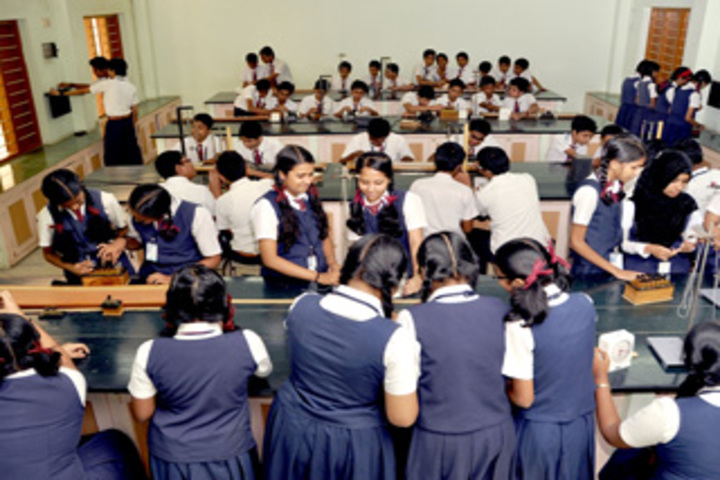 Christ Nagar Central School-Physics Lab