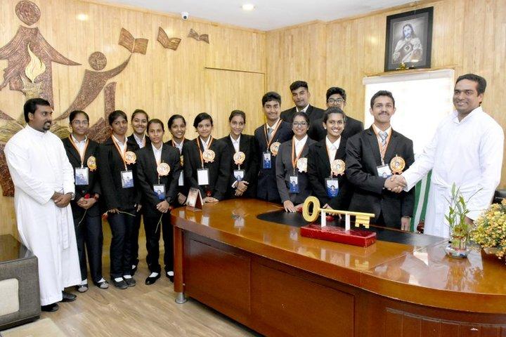 Christ Nagar Central School-Talent Day