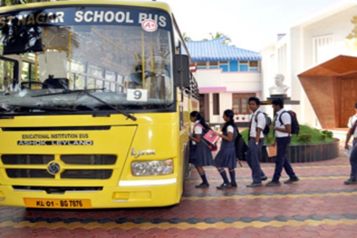 Christ Nagar Central School-Transportation