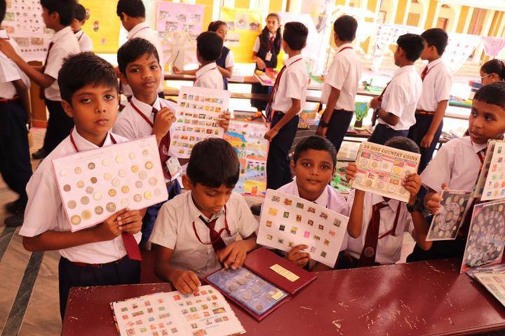 Christ Nagar Senior Secondary School-Art