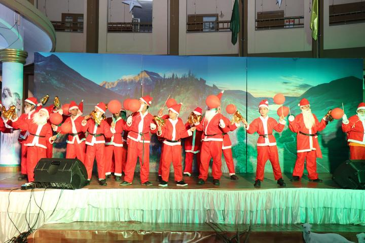 Christ Nagar Senior Secondary School-Christmas Celebrations