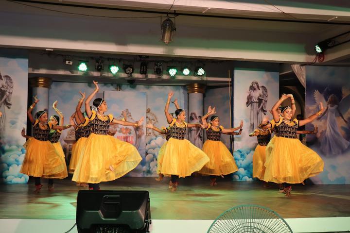 Christ Nagar Senior Secondary School-Cultural Fest