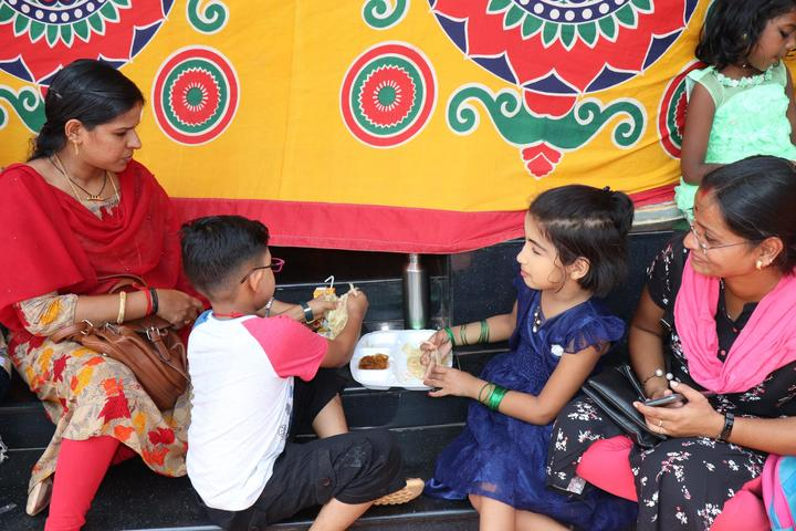 Christ Nagar Senior Secondary School-Food Fest