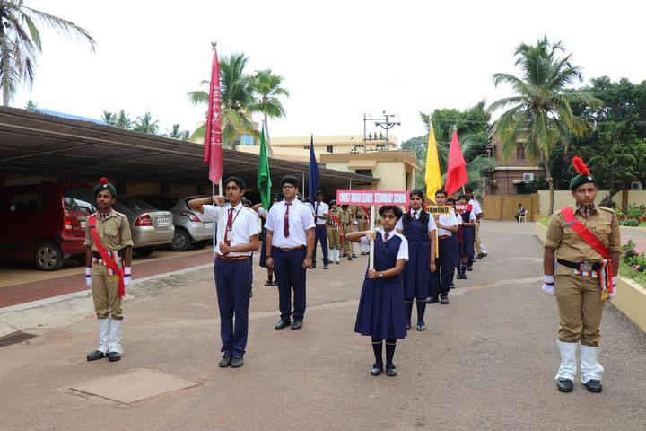 Christ Nagar Senior Secondary School-Investitiure Ceremony