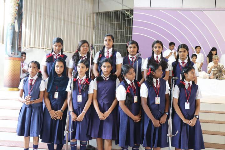 Christ Nagar Senior Secondary School-Music Activity